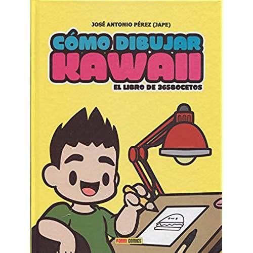Dia Del Libro Kawaii Como Dibujar Kawaii El Libro De 365 Bocetos Como Dibujar Kawaii Dibujos Animados Bonitos Dibujos Kawaii