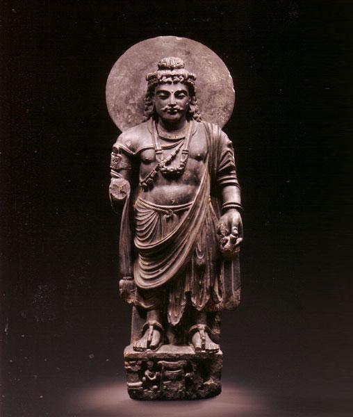 Boddhisattva Maitreya - Sahri Bahlol - Pakistan