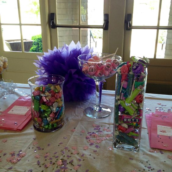 Small candy bar