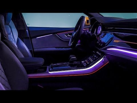 2019 Audi Q8 Interior Youtube Audi Audi Cars Audi Suv