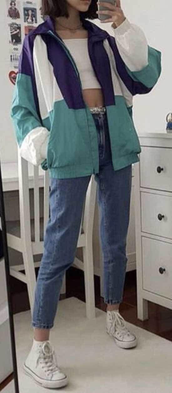 vintage 90's style