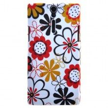 Funda Xperia S - Gel Flower Power 4  AR$ 34,93