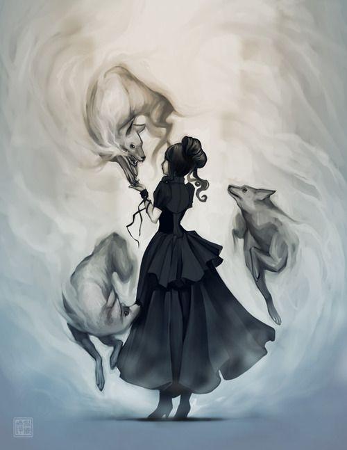 Geisterwölfe: