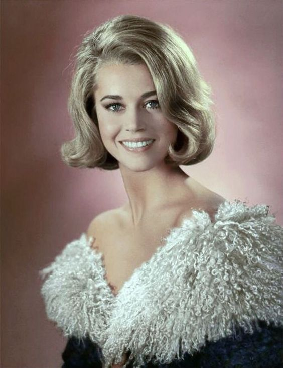 Jane Fonda, photo by Sam Levin, 1962