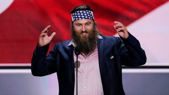 Willie Robertson, Duck Commander CEO - Donald Trump promised to put his star power on display at the Republican National Convention as staunch Donald Trump Supporter