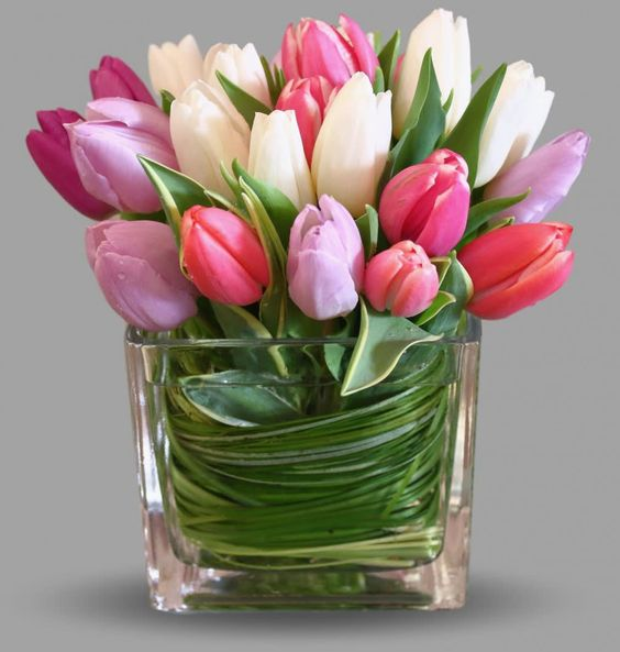 Send the Lips Like Sugar bouquet of flowers from Dennis Rigas Floral Creations in South Richmond Hill, NY. Local fresh flower delivery directly from the florist and never in a box!