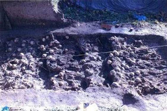 Тайна ходячих мертвецов из польского мемориала «Медное»