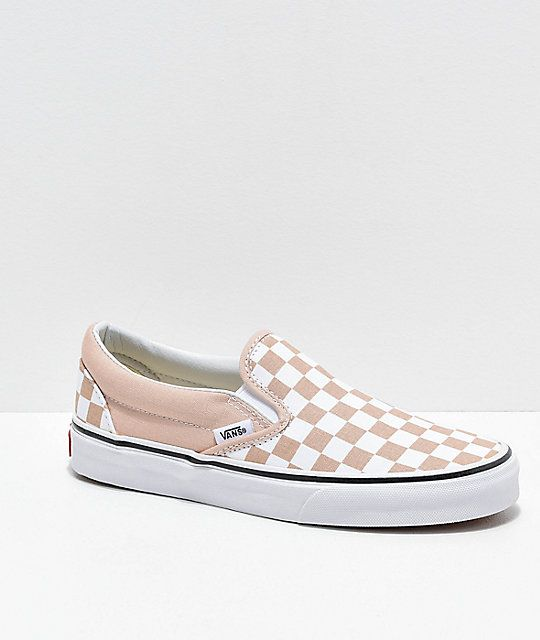 black and white checkered vans size 7