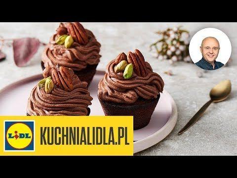 Babeczki Piernikowe Pawel Malecki Kuchnia Lidla Youtube Desserts Food Recipes