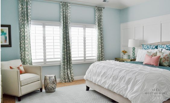 Client Project Reveal: The Midlake Project - Restful Master Bedroom Retreat