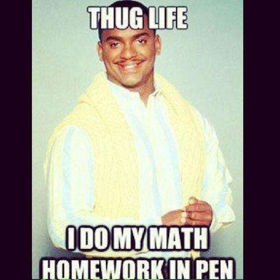 Funny Life Lesson Meme : Funny memes about life pin thug carlton