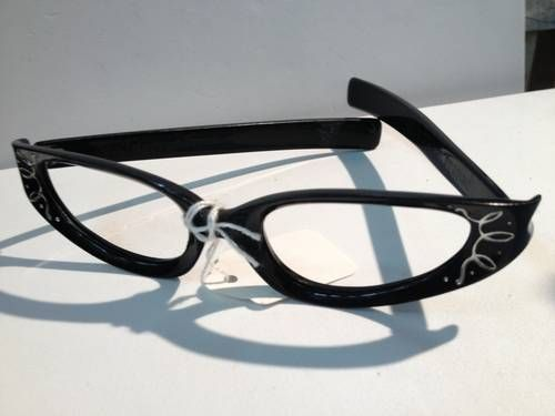 Cool-Ray Polaroid Cats Eye Glasses Frames - $65