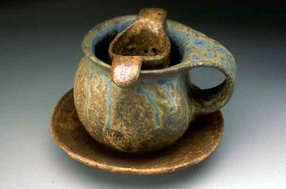 Michael Imes Pottery- tea