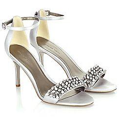 Jacques Vert - Diamante Strap Shoe