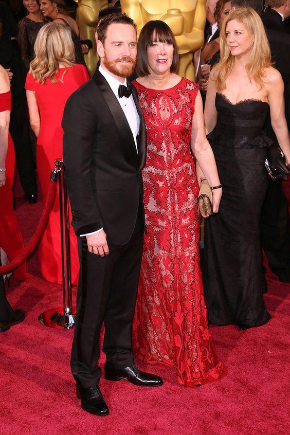 Michael Fassbender Oscars