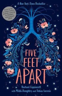 Five Feet Apart By Rachael Lippincott High Books To Read Books Good Books