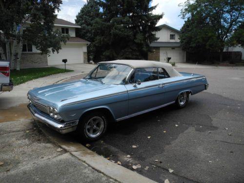 1962 Chevrolet Impala Starter Wiring