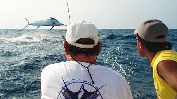 Pi-AS BAY, PANAMA Fishing
