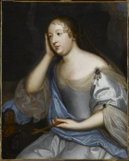 Marguerite-Louise-Suzanne de Bethune, duchesse du Lune (1643-1726), second half of the 17th century, school of Beaubrun (Versailles et de Trianon)