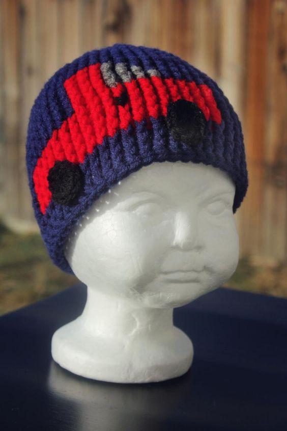 The All Boy Hat Free Pattern | Crochet | Pinterest | Niños, Hilos y ...
