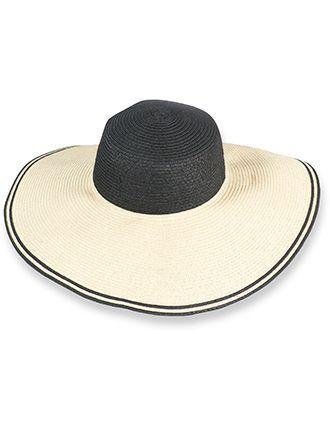 Jetsa Floppy Brim beach hat