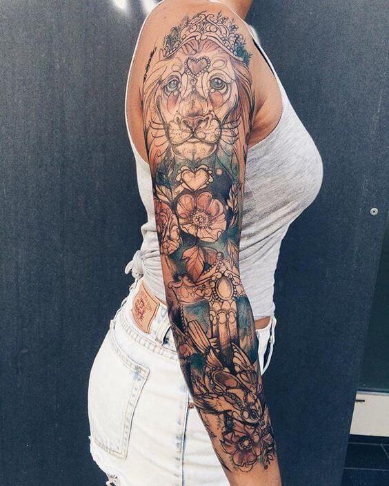 50 Elegant Tattoo Designs For Men And Women Best Sleeve Tattoos Unique Tattoos For Women Tattoos For Women