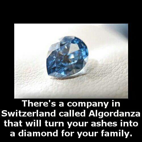 Ashes Into Diamonds