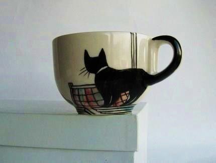 Adorable tea cup ...♥♥...
