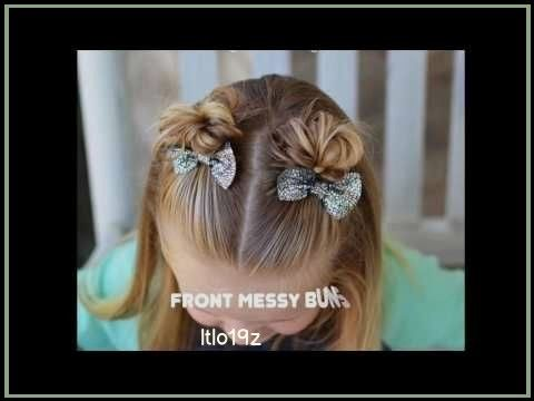 3 Quick And Easy Toddler Hairstyles For Beginners Baby Hairstyles Easy Toddler Hairstyles Kids Hairstyles