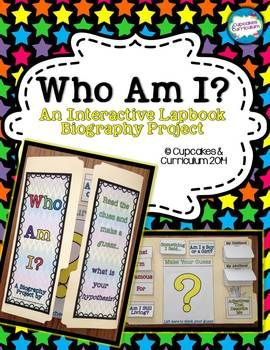 Project biography and interactive bulletin boards on pinterest