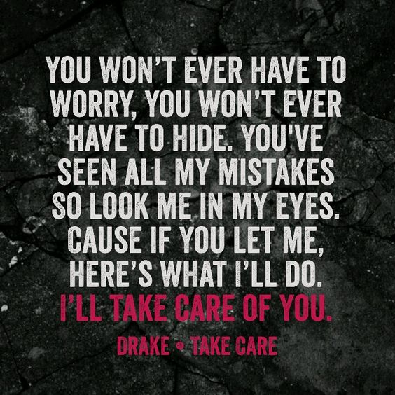 Drake ft. Rihanna • Take Care