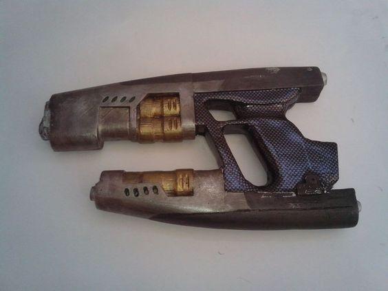 La pistola de Star Lord