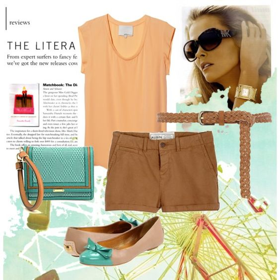 Summer Set, created by tonif on Polyvore