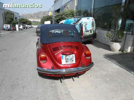 MIL ANUNCIOS.COM - Escarabajo. Coches clasicos escarabajo. Venta de venta de…