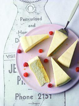 Rezept für Marzipan Cheesecake von Cynthia Barcomi
