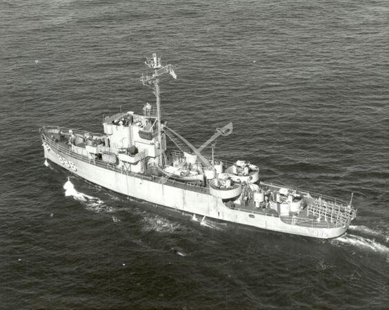 1010642.jpg | U.S. Naval Institute Photo Archives | Patrol Craft Escort | Pinterest | Photos