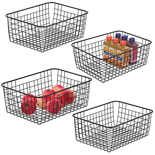 Storage Bins iSPECLE Foldable Cloth Storage Cubes Drawer Organizer Closet Under