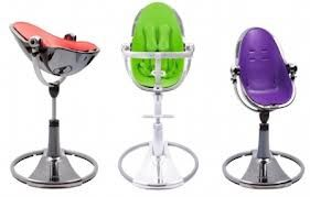 Bloom Fresco Chrome High Chair - LUST!!!!    As the world's highest baby chair, fresco chrome's 3 position recline system, 360 degrees swivel and easy up/down height adjustment allow baby to join family at the dining table or the modern breakfast bar; starting from birth, all the way to school age.