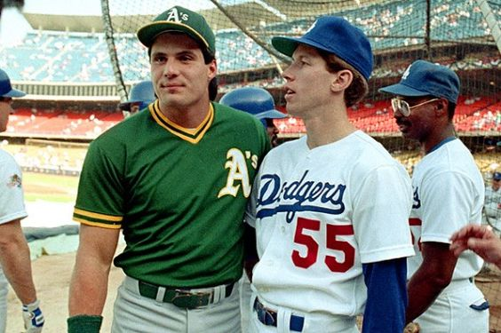 Canseco and Hershiser