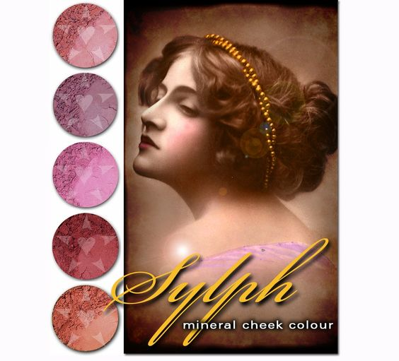 Aromaleigh SYLPH Mineral Cheek Colour...samples available