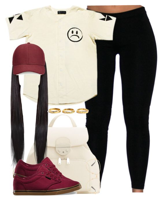 """""""Happy Days are coming."""" by cheerstostyle ❤ liked on Polyvore featuring MANGO, Vans, Estelle Dévé, Whistles and Gucci"""