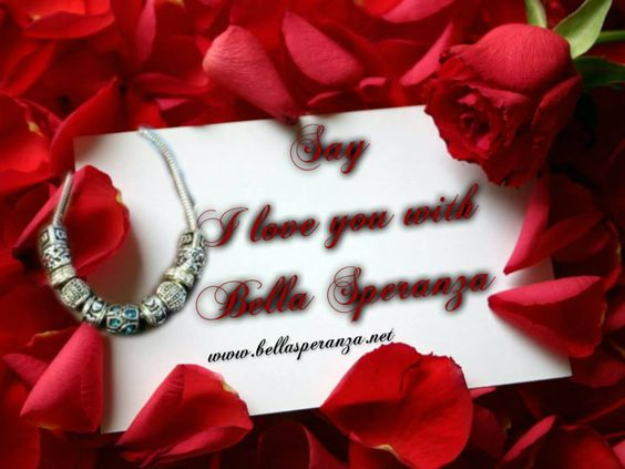 Create a bracelet to show her how much you love her www.bellasperanza.net use id 1613
