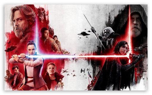 Each Person Has An Enemy Luke V S Luke Rey V S Ben And Fin V S Phasema Star Wars Wallpaper Star Wars Illustration Star Wars Awesome