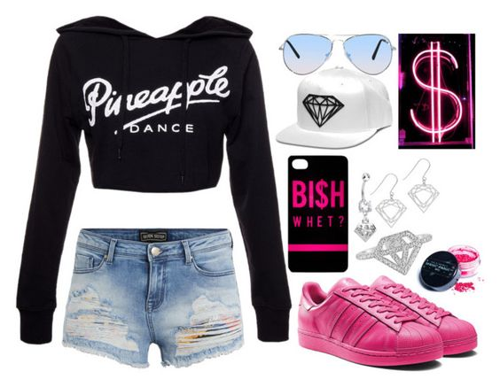 """""""#dontsweatmyswag"""" by downeastgirl88 ❤ liked on Polyvore"""