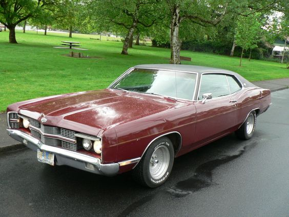 1969 Ford Galaxie Xl In Excellent Condition Ford Galaxie