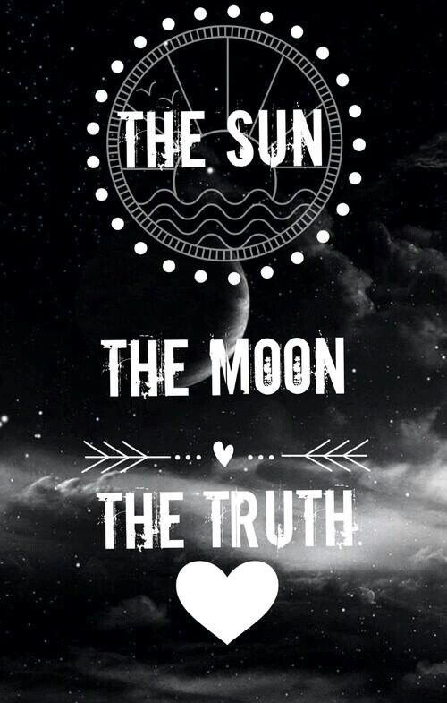 teen wolf, the sun, and The Moon image                                                                                                                                                      More