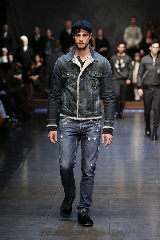 DolceGabbana Winter 2016 Mens Fashion Show