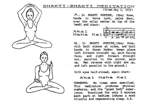 shakti-bhakti meditation for blissful sleep