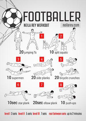 soccer workout  fitness soccer strengthening  pinterest
