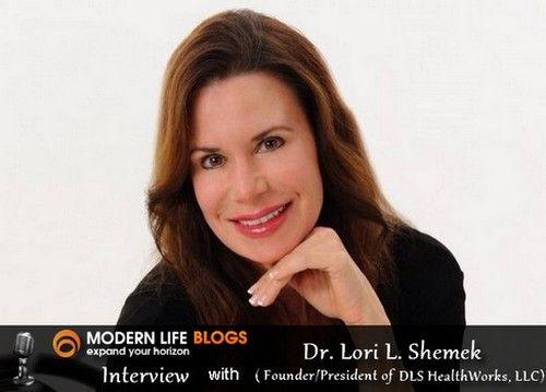 Interview with Dr. Lori L. Shemek